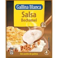 Receta horno con bechamel GALLINA BLANCA, sobre 39 g