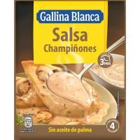 Sarten de pollo con champiñones GALLINA BLANCA, sobre 24 g