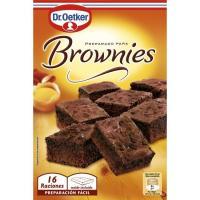 Brownie DR. OETKER, caja 456 g