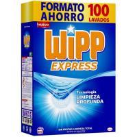 Detergente WIPP Express, garrafa 100 dosis