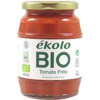 Tomate frito ecológico casero ÉKOLO, frasco 340 g