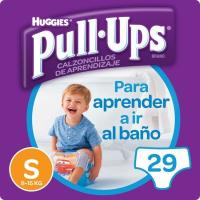 Pull Ups niño 8-15 kg Talla 4 HUGGIES, paquete 29 unid.