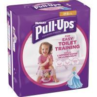 Pull Ups niña 8-15 kg Talla 4 HUGGIES, paquete 29 unid.