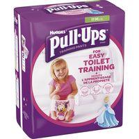 Pull Ups niña 11-18 kg Talla 5 HUGGIES, paquete 26 unid.