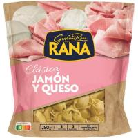 Básica Tortellini jamón-queso RANA, bolsa 250 g