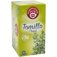 Tomillo POMPADOUR, caja 20 sobres