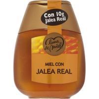 Miel con jalea real LUNA de MIEL, dosificador 250 g