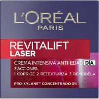 Crema láser de día L`OREAL Revitalift, tarro 50 ml