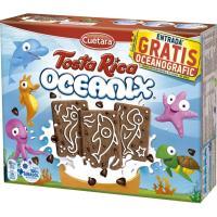 Galleta Tosta Rica Oceanix CUÉTARA, caja 480 g