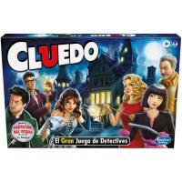 Juego Cluedo, edad rec:+8 años HASBRO GAMING