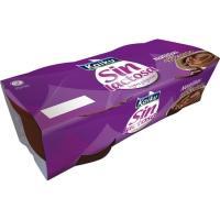 Natillas sin lactosa KAIKU, pack 2x125 g