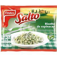 Risoto de espinacas FINDUS Salto, bolsa 350 g