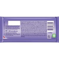Chocolate con leche Lu MILKA, tableta 87 g