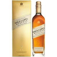 Whisky Reserva J. WALKER Gold, botella 70 cl