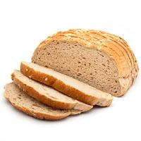 Hogaza de pan de centeno-avena PAN MILAGROS, paquete 500 g