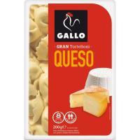 Tortelloni con queso GALLO, bandeja 200 g
