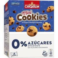 Mini Cookies 0% azúcar MARBÚ, caja 120 g