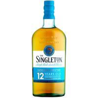 Whisky de Malta SIGLETON, botella 70 cl