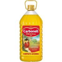 Aceite de oliva 0,4º CARBONELL, garrafa 5 litros