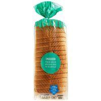Pan de molde EROSKI, paquete 450 g