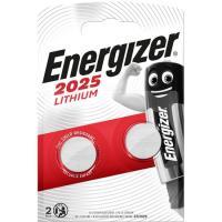 Pila especial botón 2025 ENERGIZER, pack 2 uds