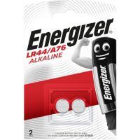 Pila especial botón LR44/A76 ENERGIZER, pack 2 uds