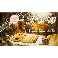 Pastas Arantxa PASTIAL, caja 700 g