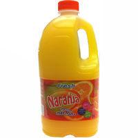 Refresco de naranja PREMIUM, garrafa 2 litros