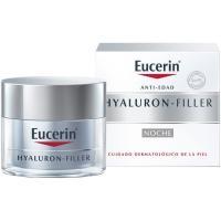 Hyaluron Filler Noche EUCERIN, tarro 50 ml