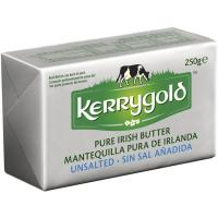 Mantequilla sin sal KERRYGOLD, pastilla 250 g