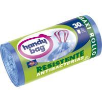 Bolsa de basura antibacterias 30 l. HANDY BAG, paquete 25 unid.