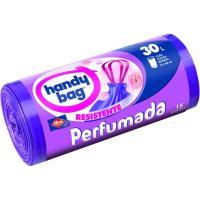 Bolsa de basura perfumada 30 l. HANDY BAG, paquete 15 unid.