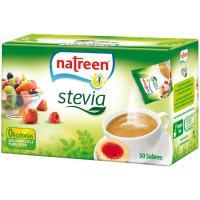 Edulcorante NATREEN Stevia, caja 50 g