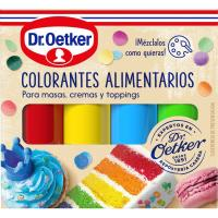 Colorante alimentario DR. OETKER, paquete 40 g