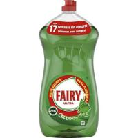 Lavavajillas a mano FAIRY, botella 1.190 ml