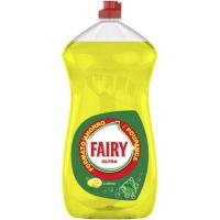 Lavavajillas a mano limón FAIRY, botella 1.190 ml