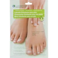 Calcetín exfoliante para pies LUXIDERMA, pack 1 par