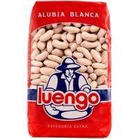 Alubia blanca selecta LUENGO, paquete 500 g