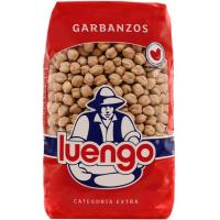 Garbanzo castellano LUENGO, paquete 500 g