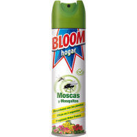 Insecticida hogar BLOOM, spray 600 ml