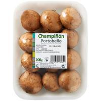Champiñon Portobello, bandeja 200 g
