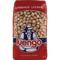 Garbanzo lechoso extra LUENGO, paquete 1 Kg
