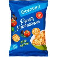 Mini tortitas mediterránea BICENTURY Nackys, paquete 70 g