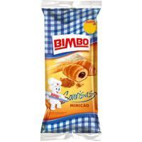 MInicao relleno de chocolate BIMBO, 5 unid, paquete 150 g
