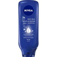Body Milk In Shower NIVEA, bote 400 ml