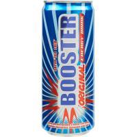 BOOSTER Bebida energética, lata 33 cl