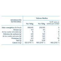 Yogur desnatado de fr. del bosque DANONE Vitalínea, pack 4x120 g