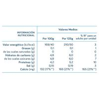 Yogur desnatado de coco DANONE Vitalínea, pack 4x120 g