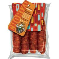 Chorizo extra 4/4 LOMBERA de CARRANZA, sobre aprox. 350 g