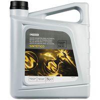 Aceite sintético 5w30 gasolina y diésel EROSKI, 5l